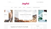 (Free)(Premium) JoyFul Blogger Template Themes
