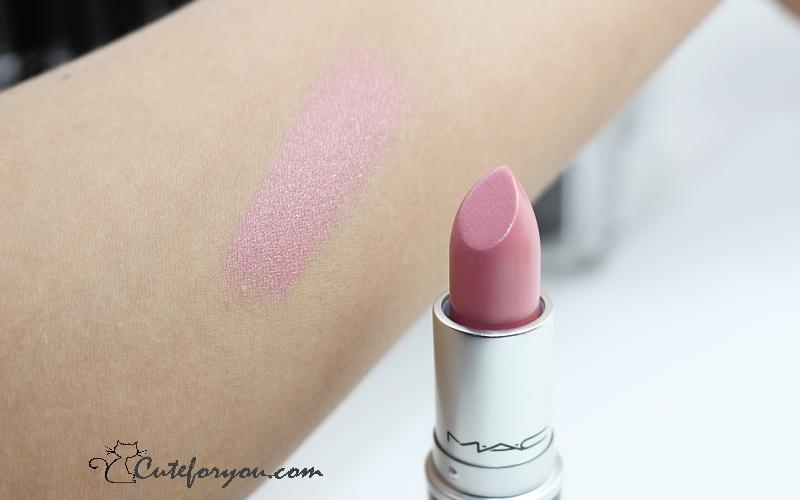 Angel Mac Cosmetics, lipstick Angel mac, batom Angel, pintalabios Angel, beautyblogger argentina, cute for you, maquillaje