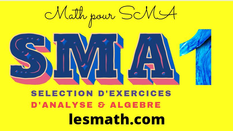 mathematiques-sma-1