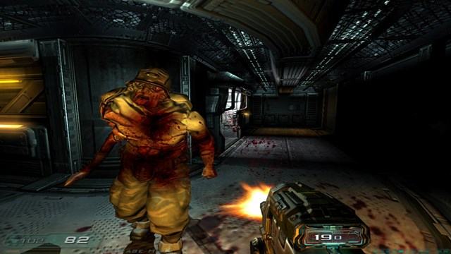 Doom 3 Free Download PC Gameplay