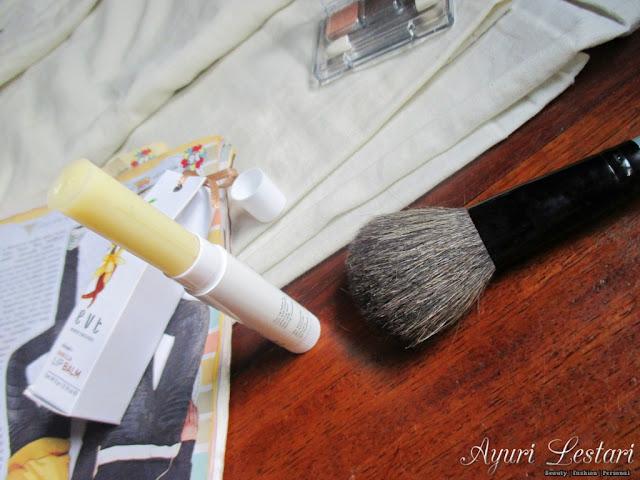 Evete Natural Lip Balm #Vanilla Review