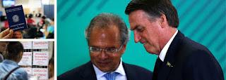 Bolsonaro acaba com ganho real do salário mínimo