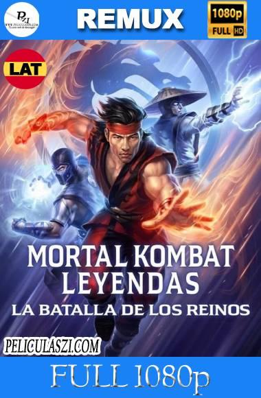 MK Legends La Batalla de los Reinos (2021) Full HD REMUX 1080p Dual-Latino VIP