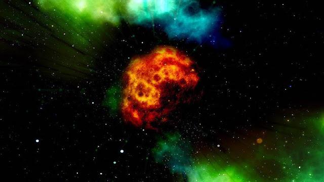 Un asteroide pasa muy cerca de la Tierra en Halloween y nadie lo nota hasta menos de una hora antes