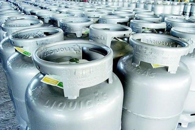 Gás de cozinha fica 6% mais caro a partir de amanhã, afirma Petrobras