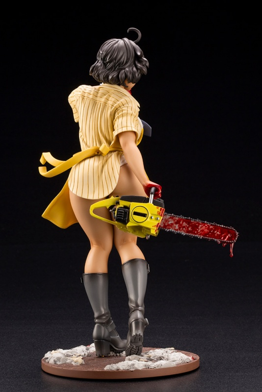 Leatherface Horror Bishoujo 1/7 de Texas Chainsaw Massacre, Kotobukiya.