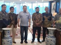 Ketua MPR Apresiasi Sinergitas Ormas Surosowan Indonesia Bersatu dengan Puspindo