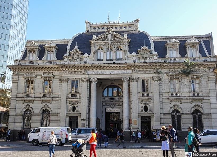 Museu Postal e Telegráfico - o que fazer em Santiago