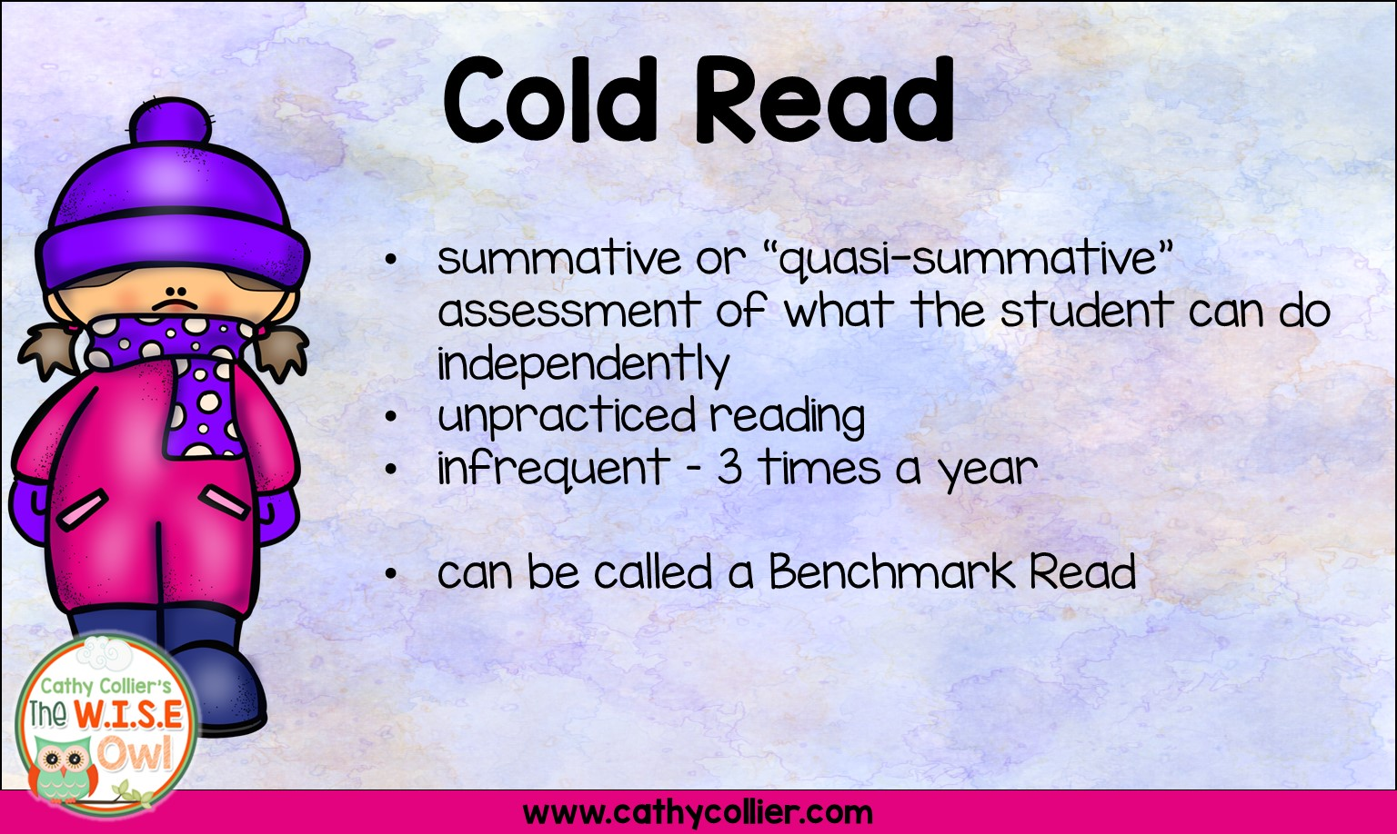 Cold reading (theatrical)