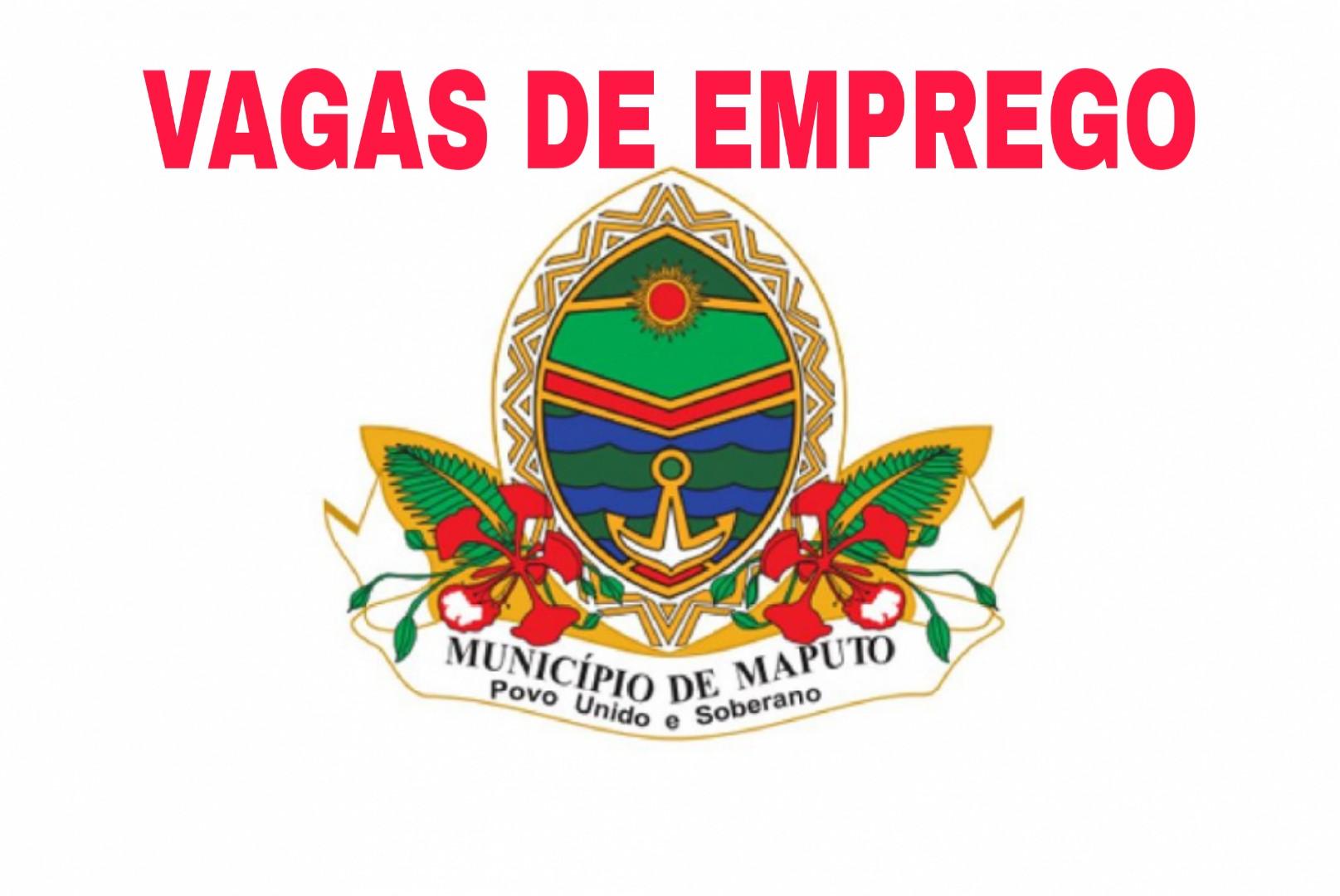 Sovagasmoz - Vagas de emprego no Conselho Municipal de Maputo