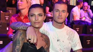 Sophia Thomalla And Loris Karius Share Preference For Tattoos