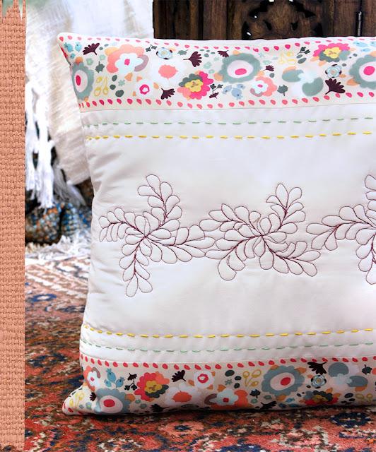 Pillow Making Instructions: Pat Bravo Design