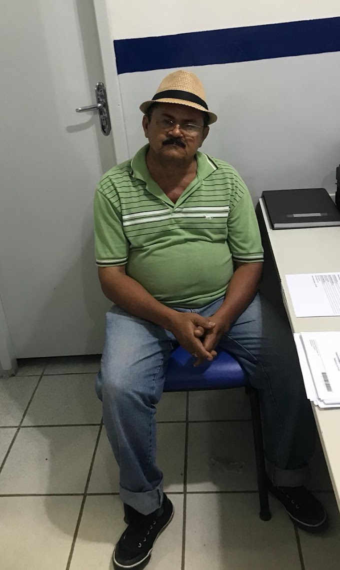 Após 28 anos PAPA-CAPIM é preso preventivamente acusado por Homicídio.