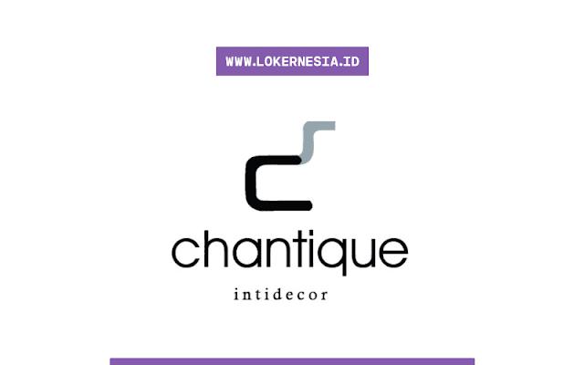 Lowongan Kerja PT Chantique Demak Oktober 2020