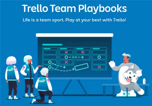 Trello Team Playbooks