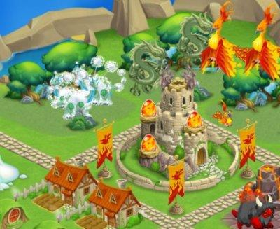 guias dragon city facebook