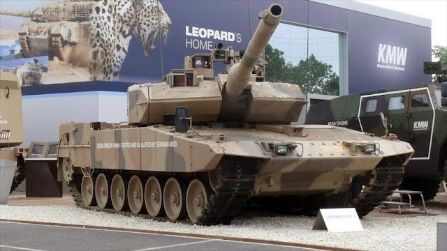 Alemania no venderá armas a Arabia Saudí y EAU por caso yemení