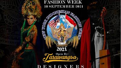 Pesona New York Fashion Week di February dan September,  Ini Undangan Produser untuk Desainer, Bupati, hingga Gubernur Jatim