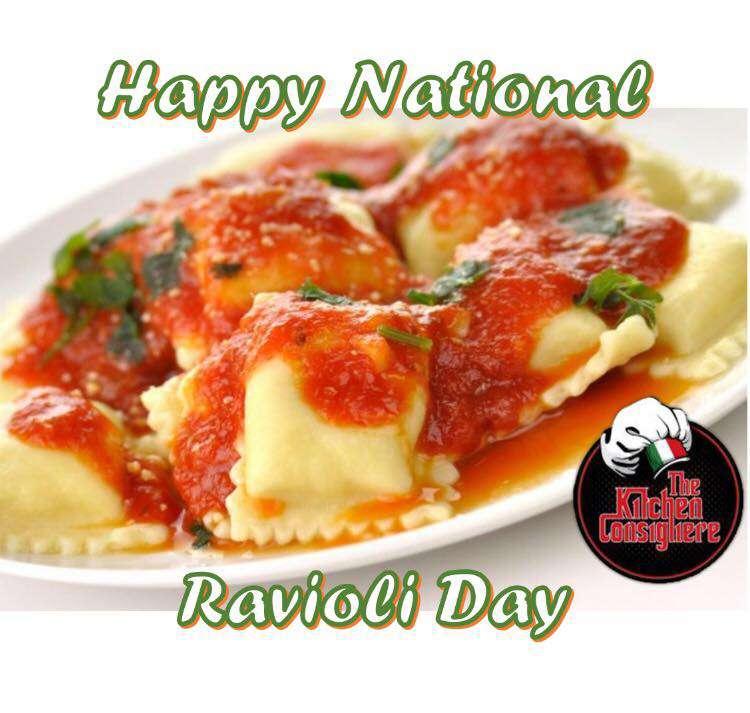 National Ravioli Day Wishes