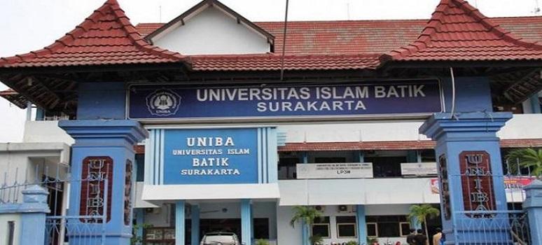 PENERIMAAN MAHASISWA BARU (UNIBA) UNIVERSITAS ISLAM BATIK