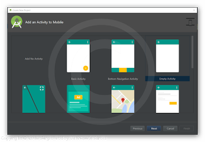 Android Studio - Crear Proyecto Kotlin