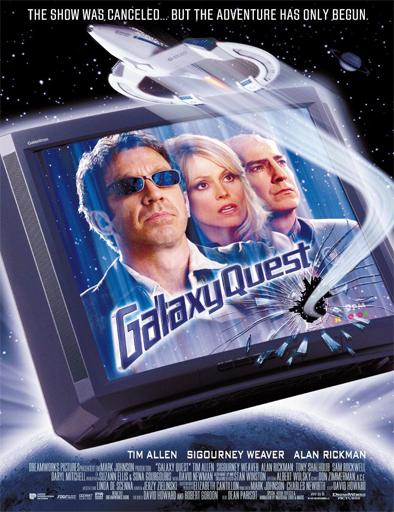 Ver Héroes fuera de órbita (Galaxy Quest) (1999) Online