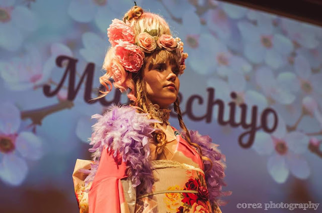 Mamechiyo Fashion show