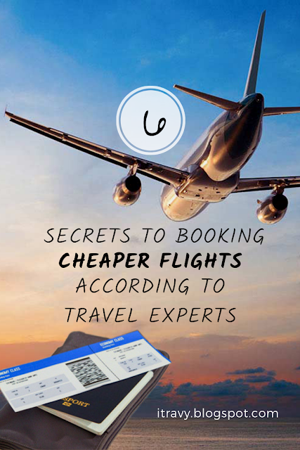 Travel Tip: Look for a cheaper flight