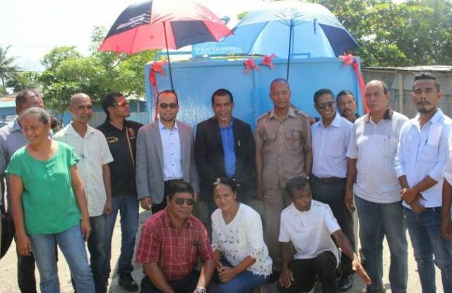 SEA Husu Autoridade Lokál Labele Kolen Fó Hanoin Ba Umakain Trata Lixu