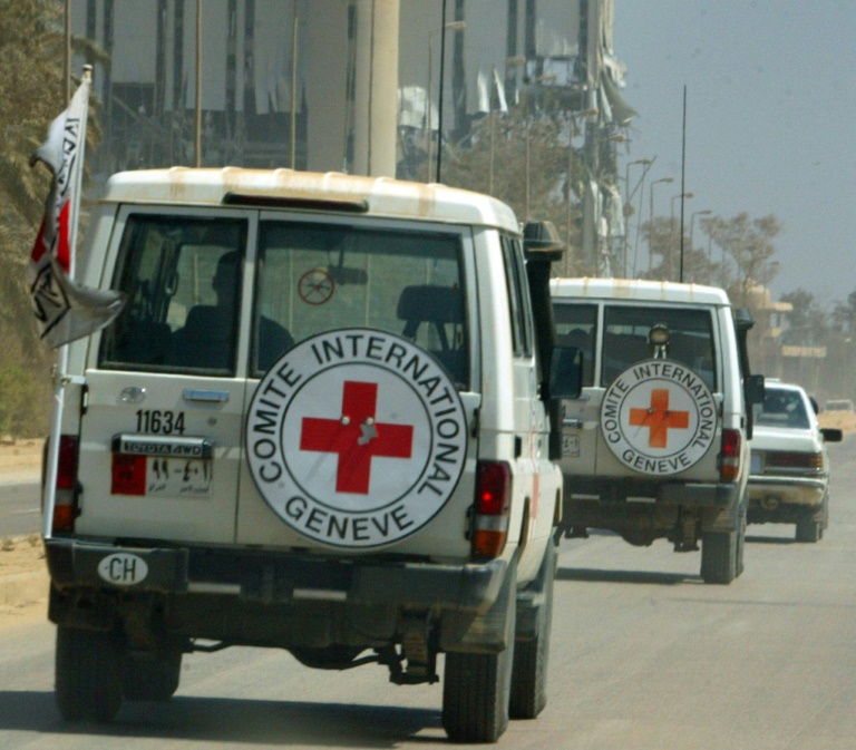 Six Red Cross workers were killed and two others were missing in northern Afghanistan, the international charity said