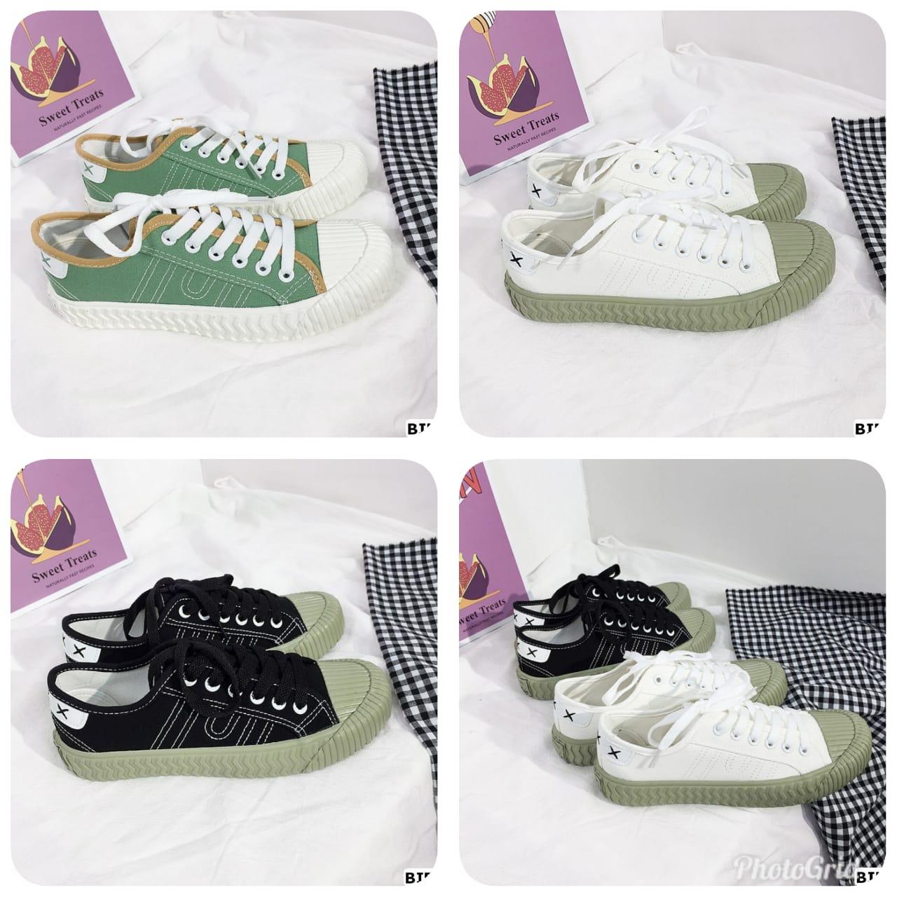 Kode GI 013 : Fergie Sneaker Shoes BID - PSB 4