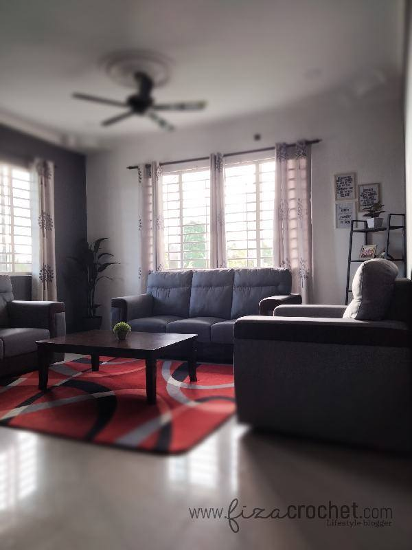 Dekorasi dalaman rumah