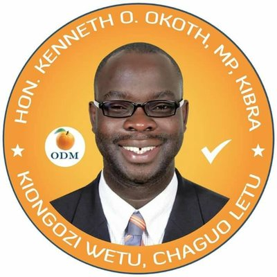 Idle Kenyans Fake Kibra's Ken Okoth Death, MP Forced To Prove He's Alive