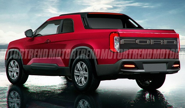 Ford Maverick Ford Courier 2021