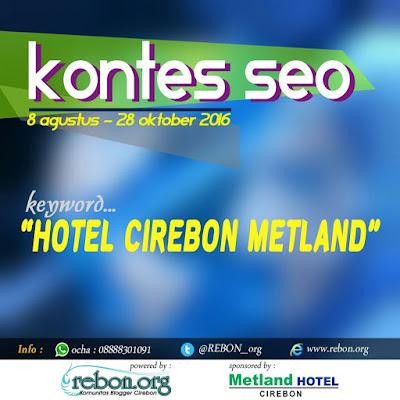 Kontes Seo Hotel Cirebon Metland