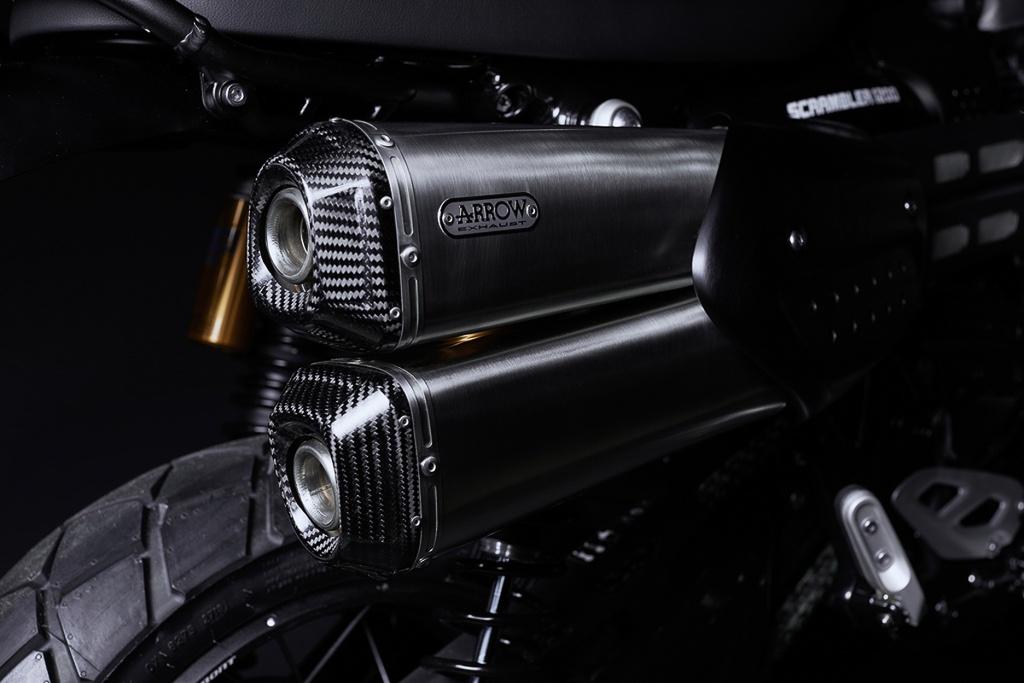 Triumph Scrambler 1200 Bond ra mắt, linh hồn 'điệp viên 007'