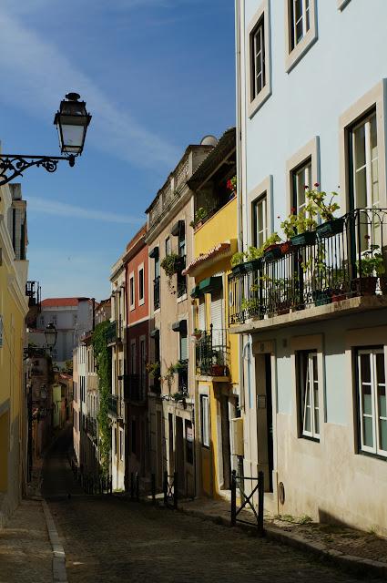 Bairro Alto - Lisbonne - Portugal