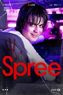 Spree [2020] [DVDR] [NTSC] [Subtitulado]