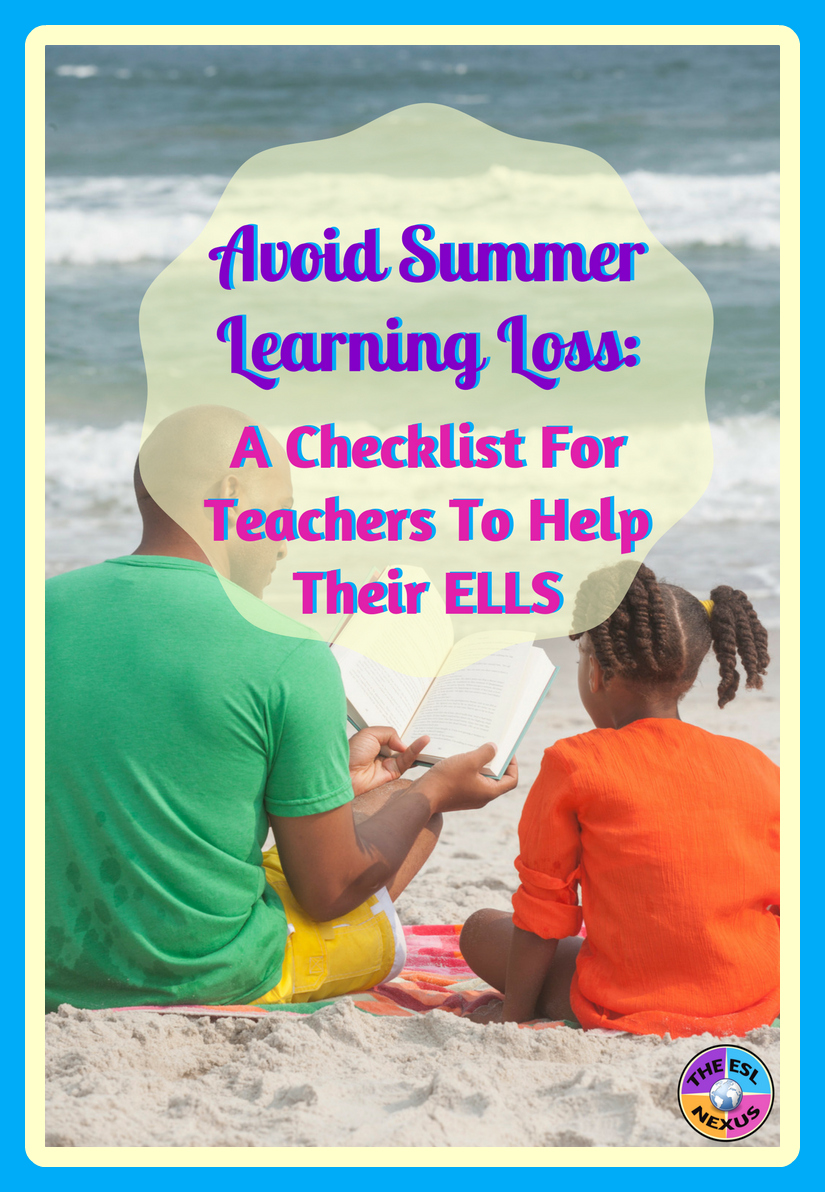 Check Out The ELLEdTech Hashtag For Some Great Tech Tools To Prevent Summer Slide In