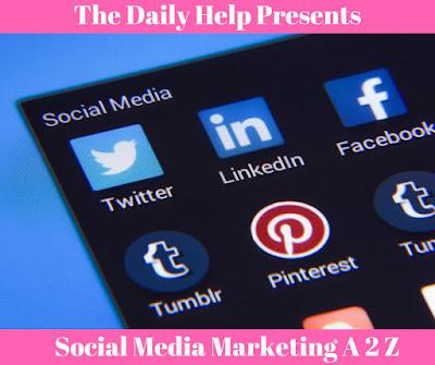 Social Media Marketing A to Z