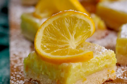 Vegan Lemon Bars #dessert #lemonbars