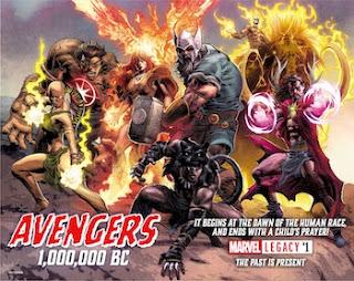 Legacy Avengers 1mn BC
