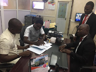 Adeniyi Johnson Snagged Ambassadorial Deal With Katawa Properties
