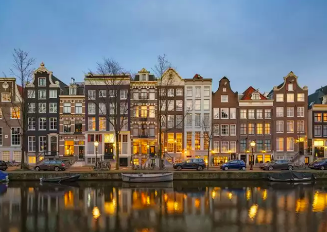 house sitting in amsterdam