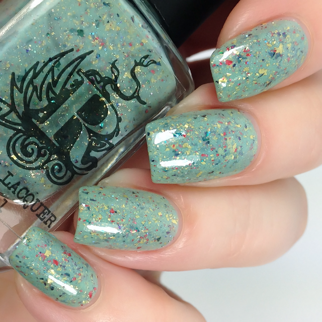 Rogue Lacquer-Very Merry Unbirthday