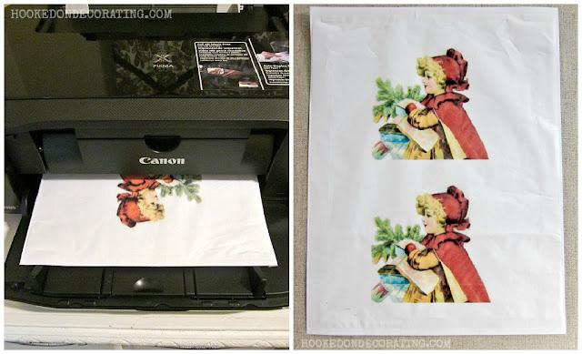 print christmas ornaments free printable