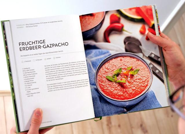 Kochbuch Cooking for Future - KlimaTeller Rezepte