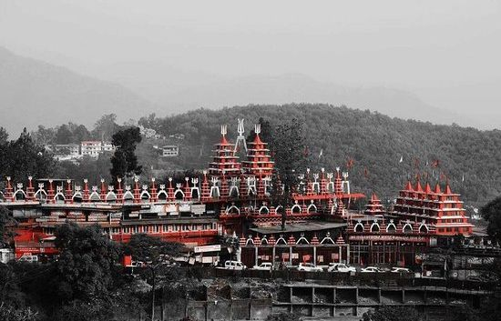 Prakasheshwar Temple Mussoorie