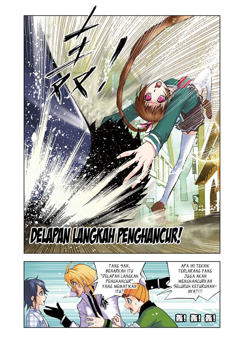 Soul Land Chapter 43