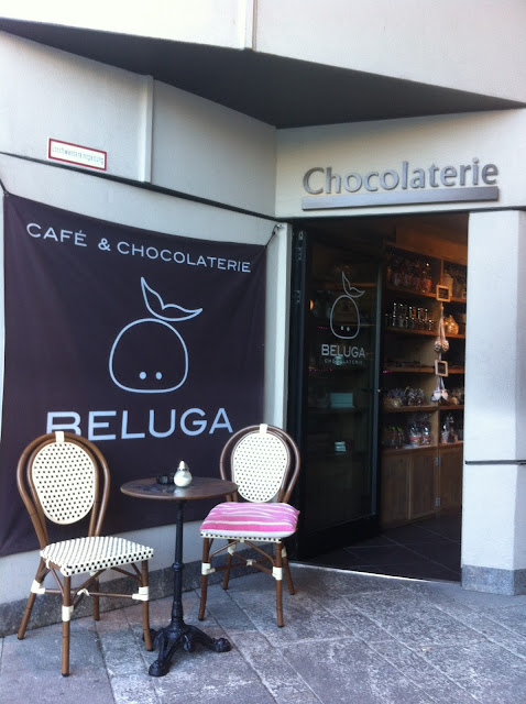 Chocolaterie Beluga